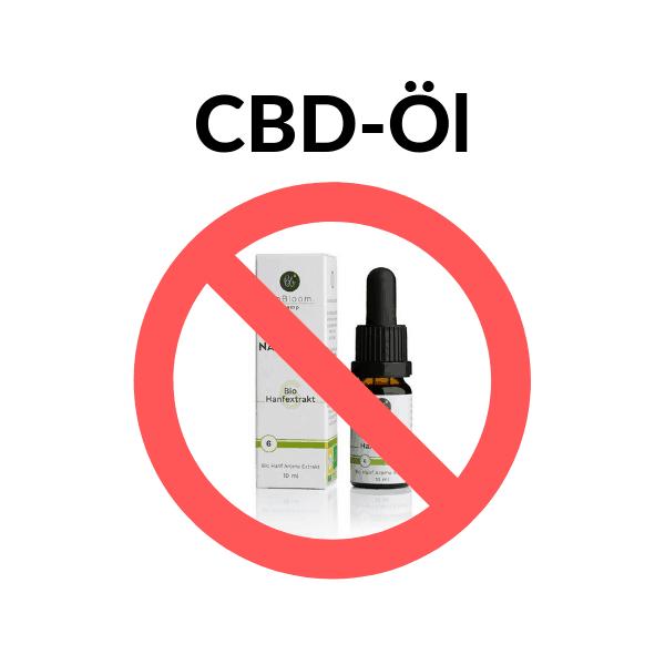 CBD-Öl kann man nicht verdampfen
