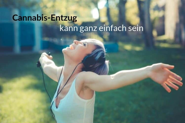 CBD-Cannabis-Entzug