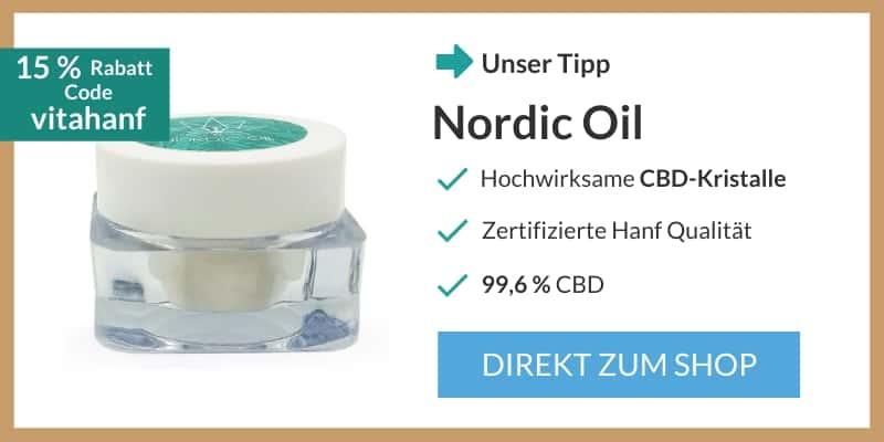 CBD-Kristalle Wirkung kaufen