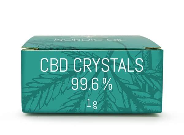 CBD-Kristalle-verwenden