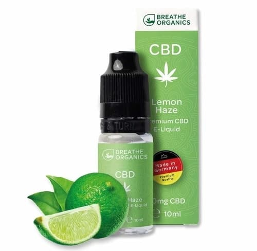 CBD-Liquid Test Breath Organics