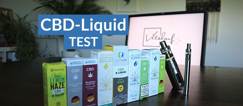 CBD-Liquids im Test