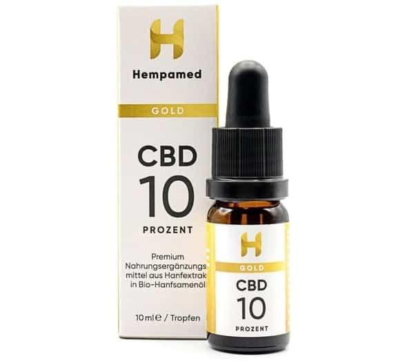CBD-Öl ohne THC-empfehlung