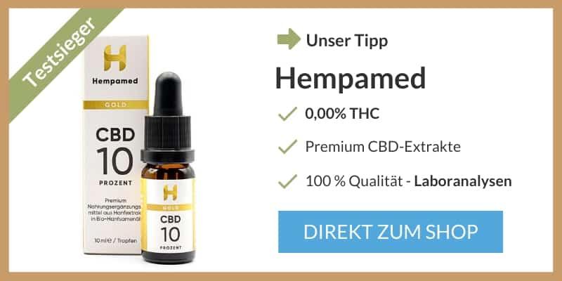 CBD-Öl ohne THC