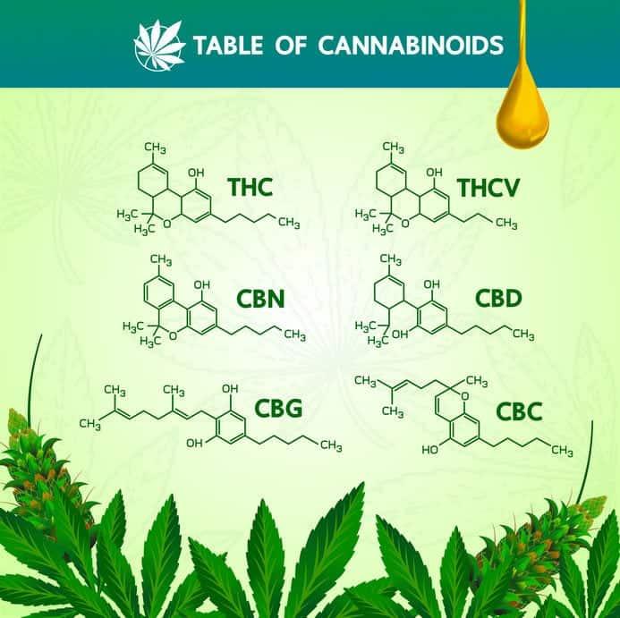 Cannabinoide-CBG