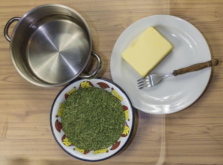 Cannabis-Butter-selber-herstellen