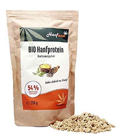 Hanfland Hanfprotein
