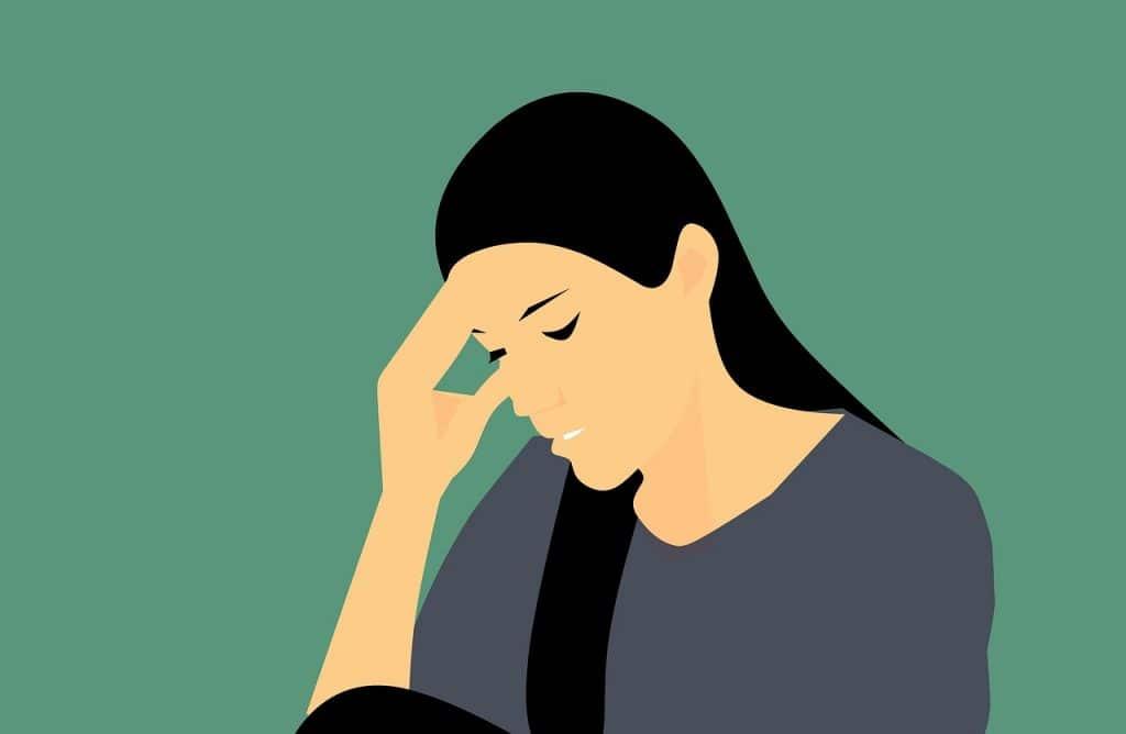 Kopfschmerzen Migräne Hanfpflanze