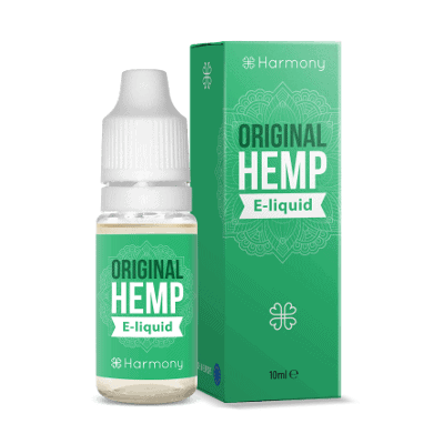 CBD Liquid test harmony