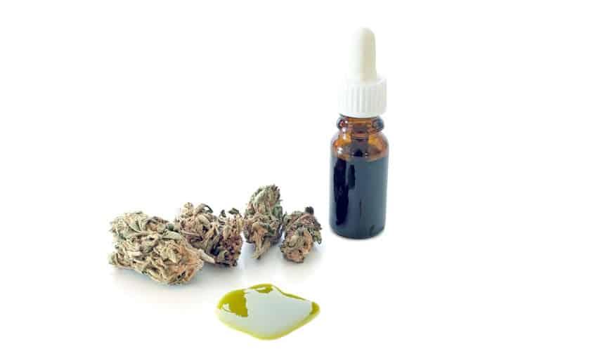 THC-Cannabis-Oel