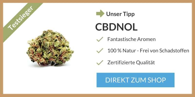 Testsieger CBD-Blüten