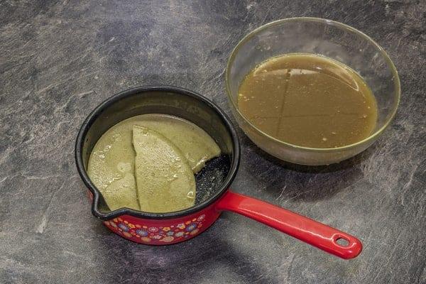 cannabis-Butter-herstellen