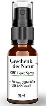 Hanfprodukte-cbd-öl-spray