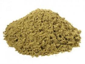 Hanfprotein- Pulver