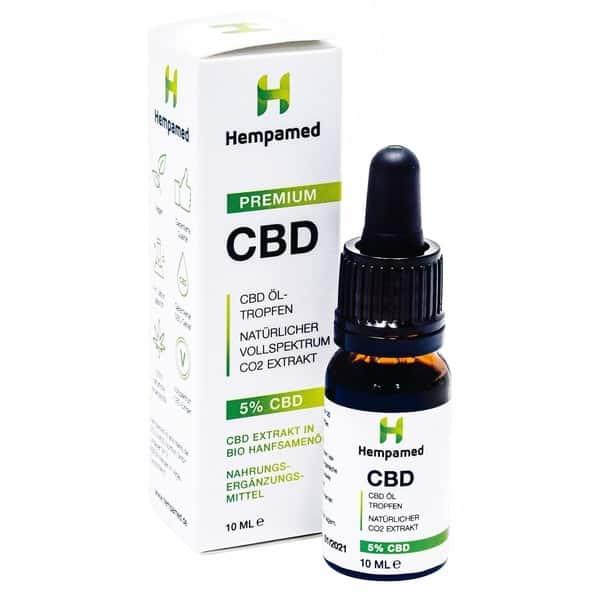 CBD-Öl Test