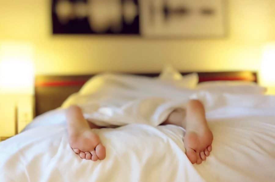 Gesunder Schlaf durch CBD Öl